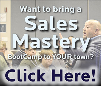 Corcoran Sales Mastery Bootcamp - Bring Us to Your City