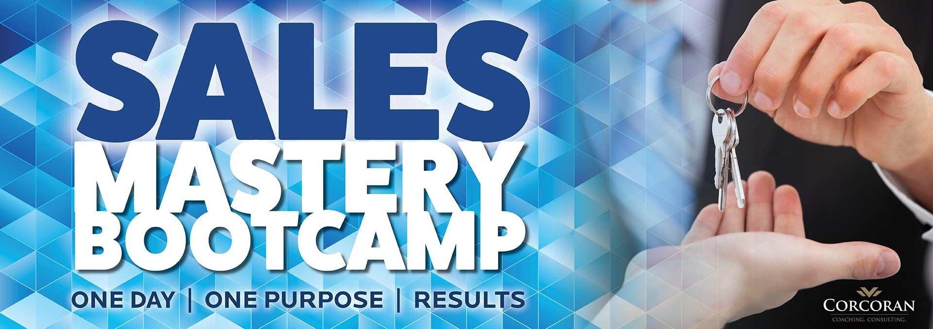 Corcoran Sales Mastery BootCamp
